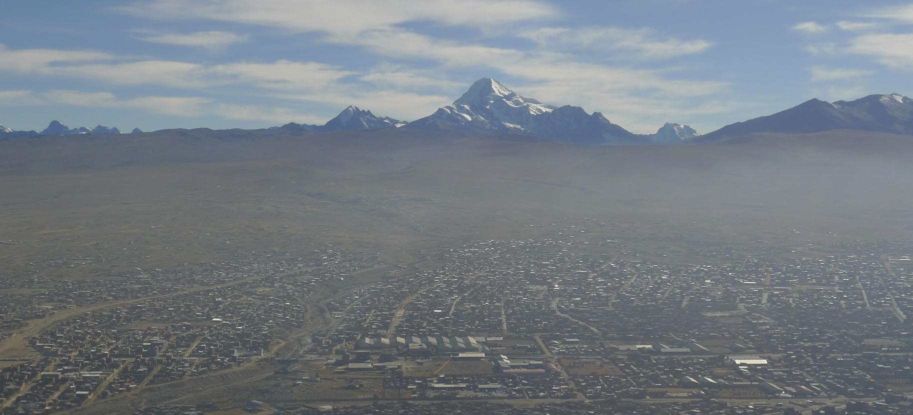 La Paz and Cordillera Real