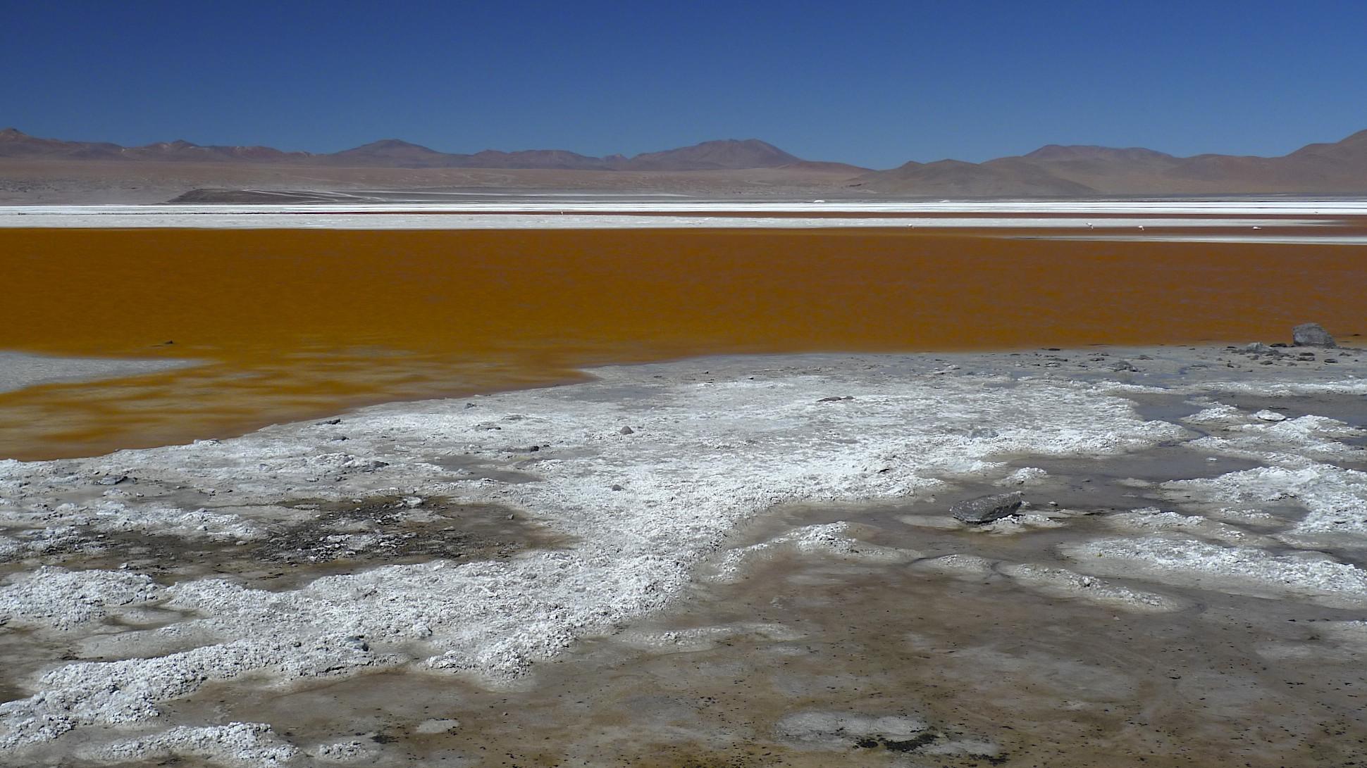 Laguna Colorada 4,278m