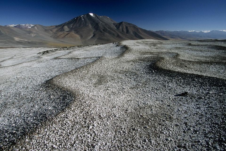 Volcanic landscape of Incahuasi