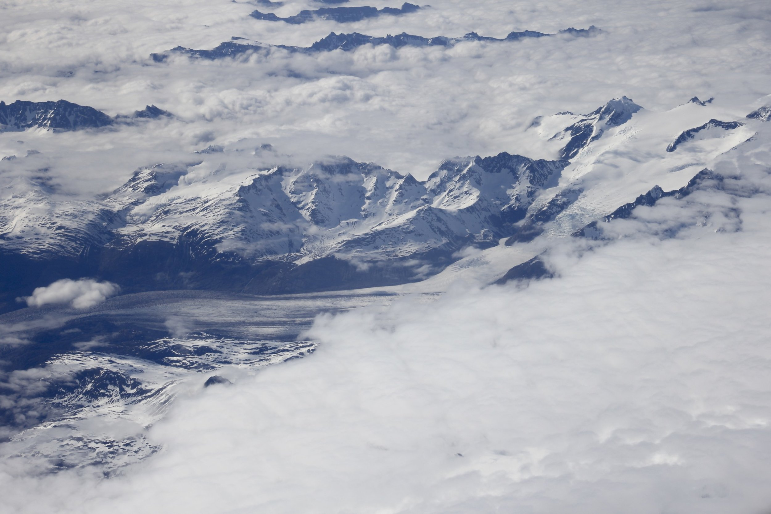 Southern Patagonian Icefiled