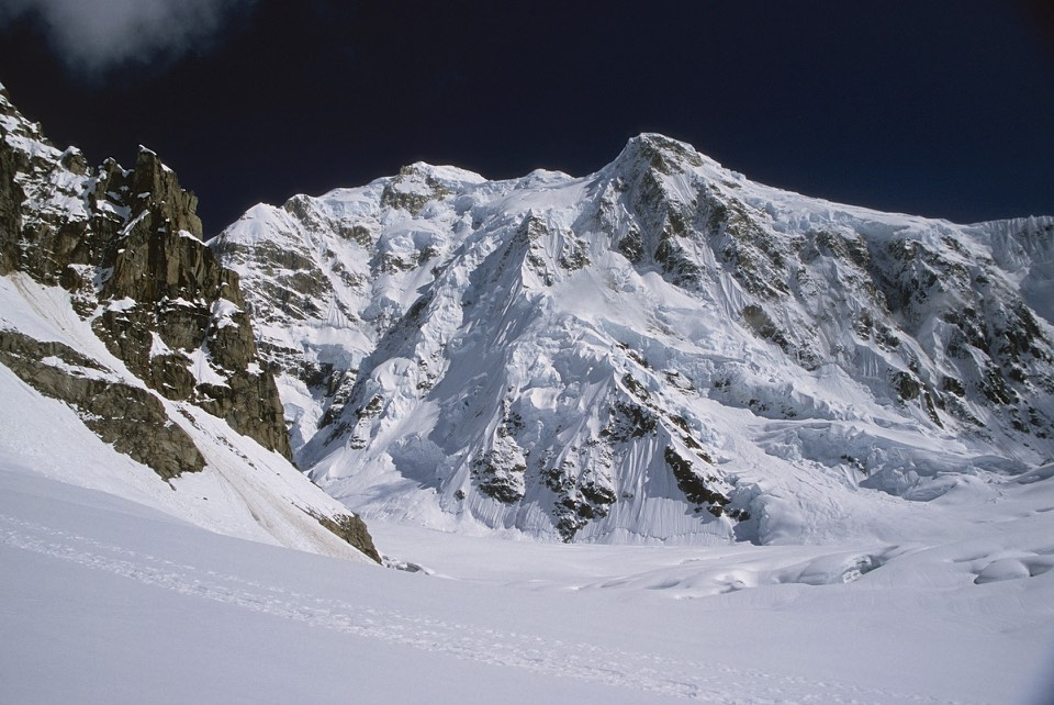 Mt Hunter 14,573 ft