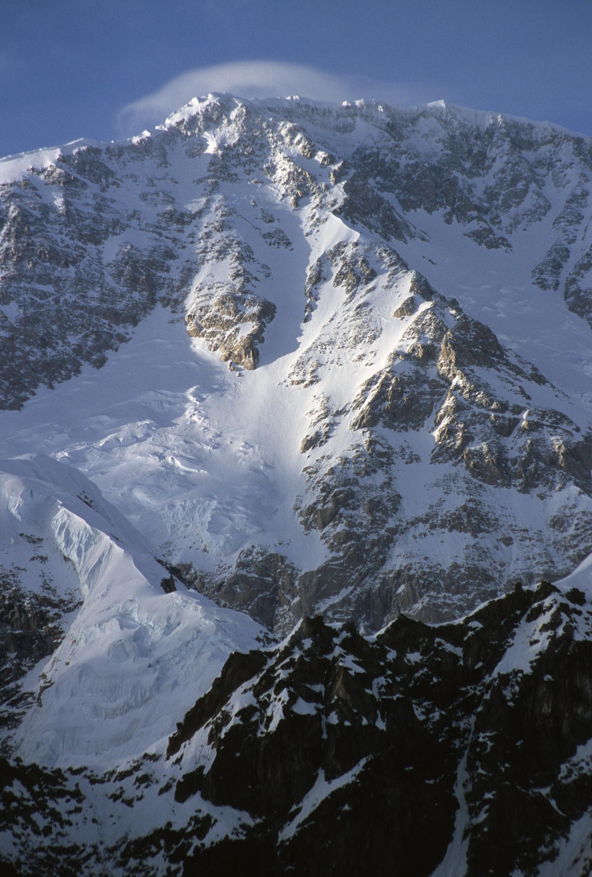 Denali 20,320 ft Cassin Ridge