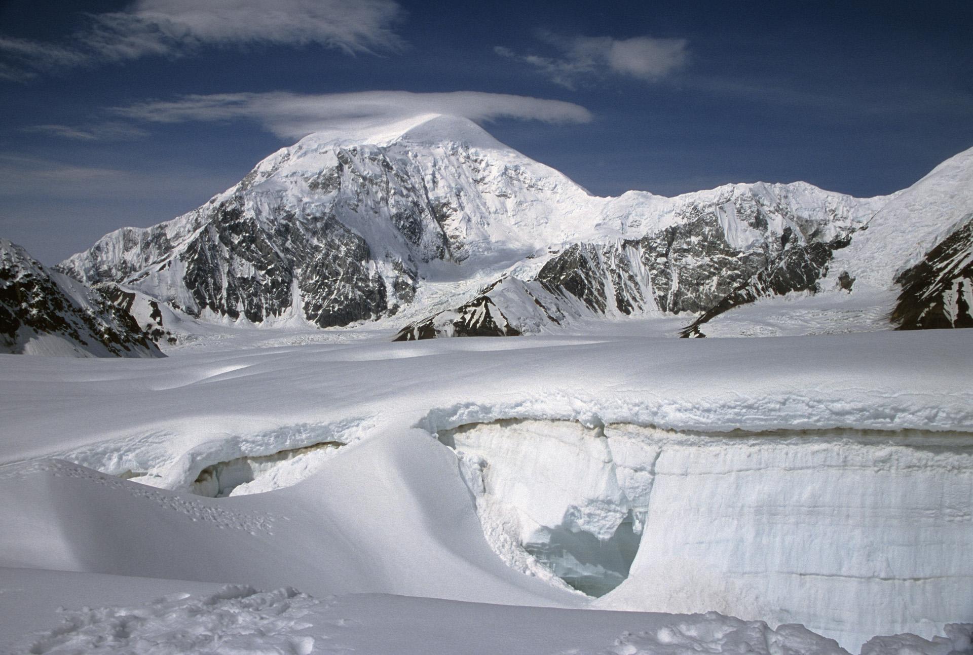 Mt. Foraker 17,400 ft