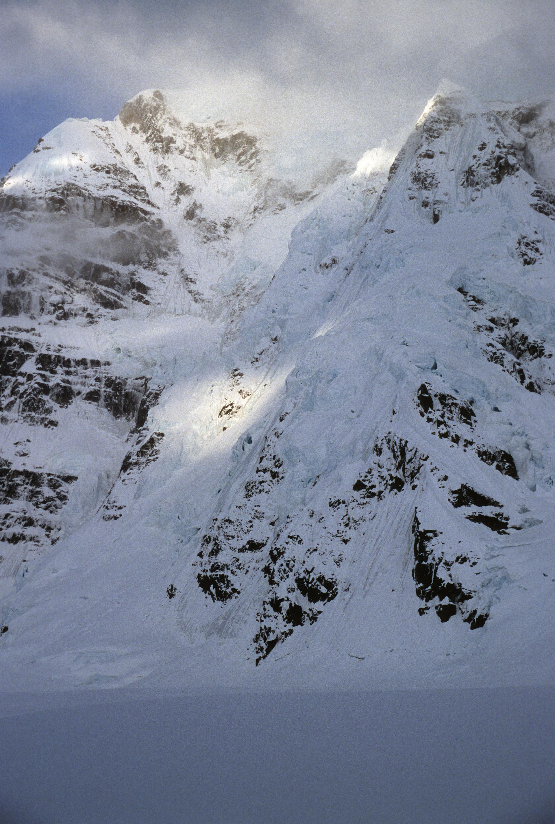 Mt. Hunter 14,573 ft
