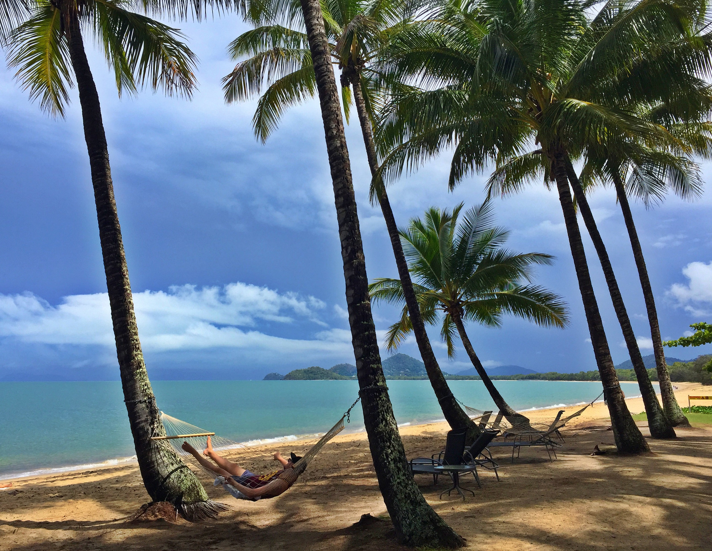 Palm Cove near Port Douglas