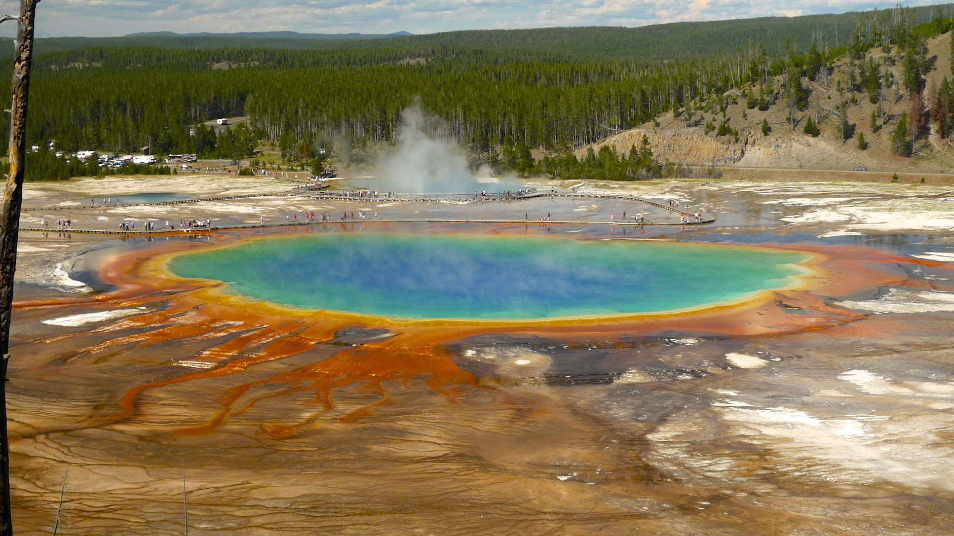 Great Prismatic Spring