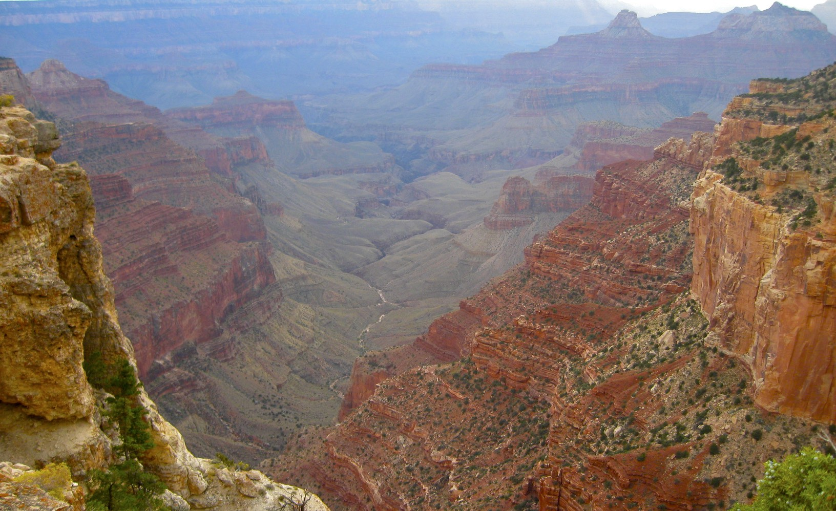 The Great Canyon North Rim