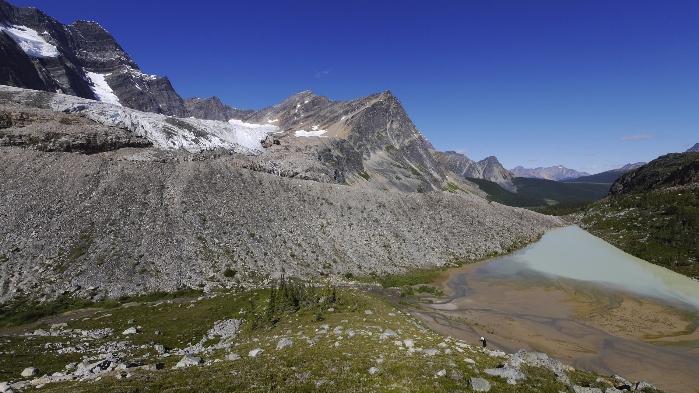 Eremite Valley and the Arrowhead Lake