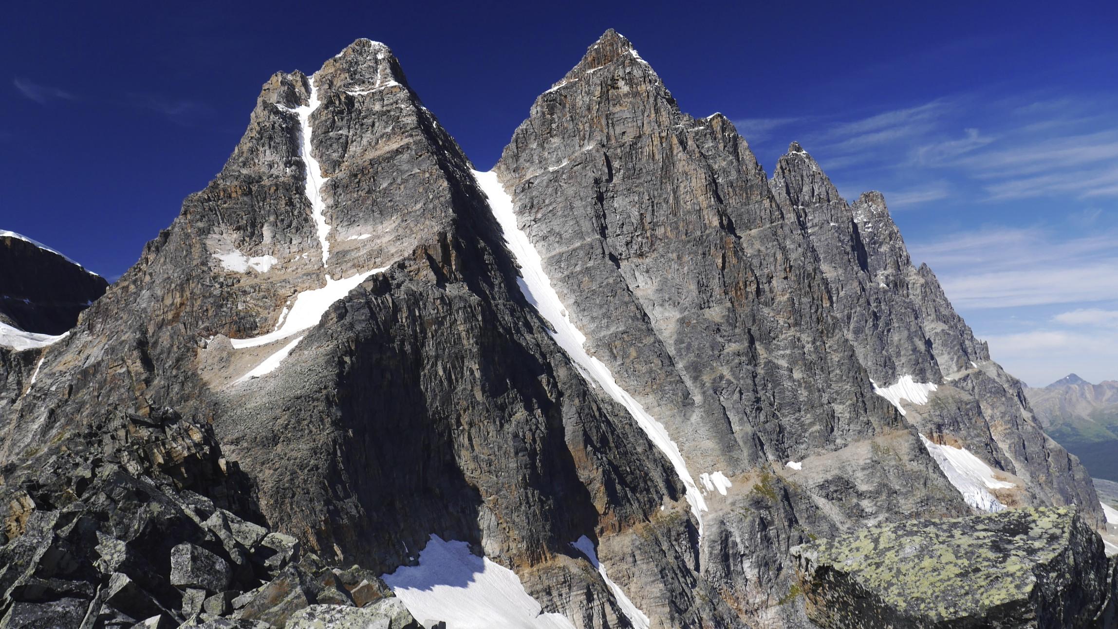 Parapet Peak