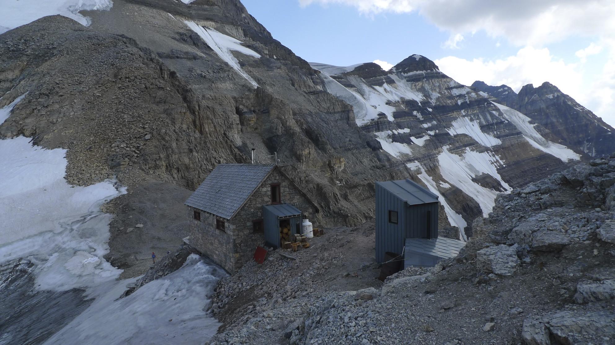 The Abbot Hut 2,926m