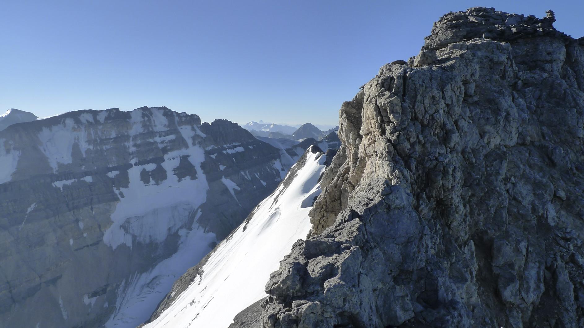 Mt. Victoria summit Ridge