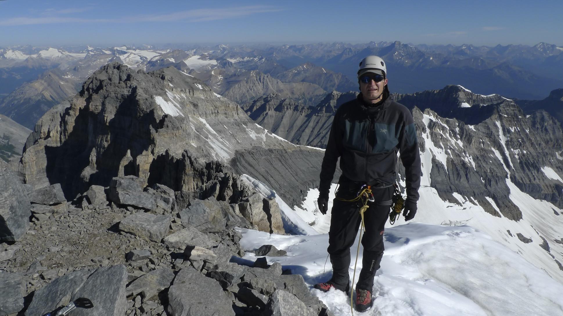 Summit of Mt. Victoria
