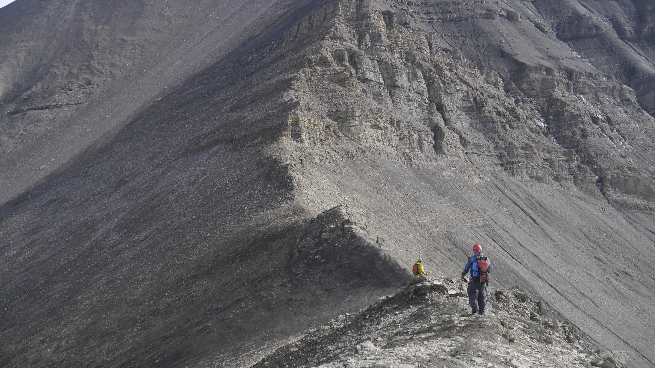 On Nigel Peak
