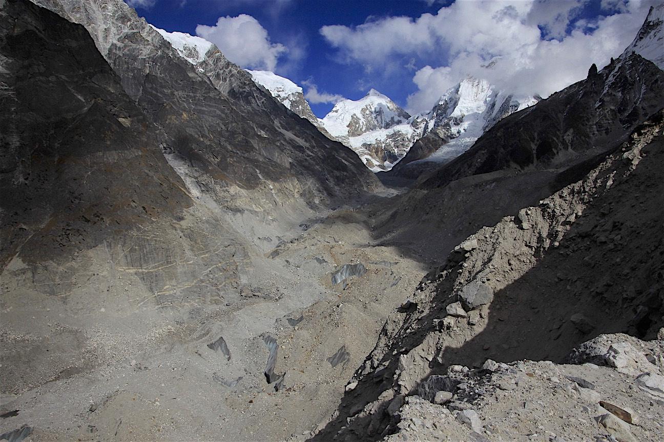 Langshisa Glacier