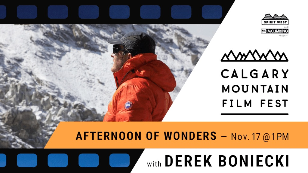 I had an opportunity to participate in the Calgary Mountain Film Festival ( cmff ). It was a lot of fun and a great experience to share some of the stories from trekking in Nepal. Thanks to  www.spiritwest.ca  for inviting me.