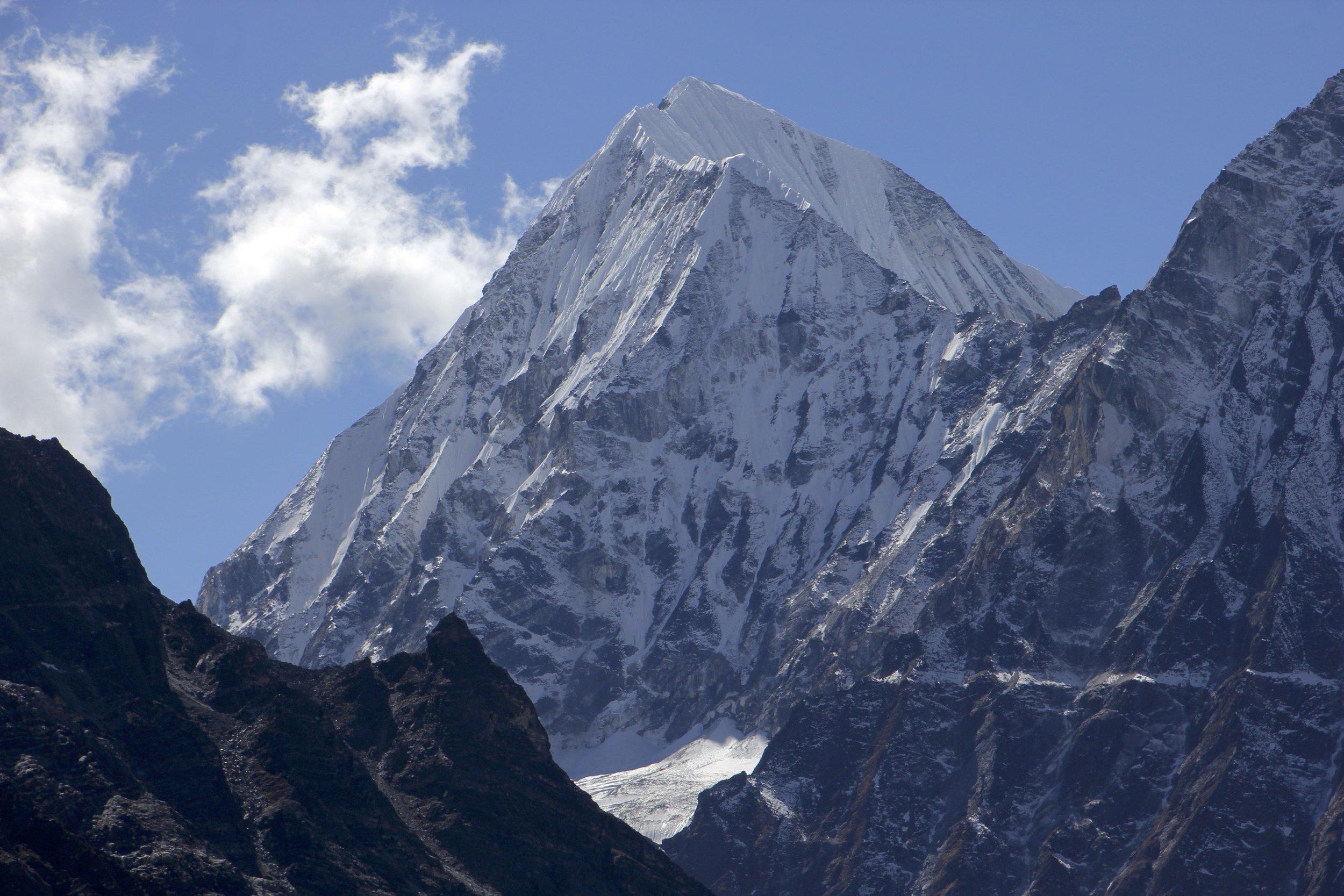 Mount Ganchempo