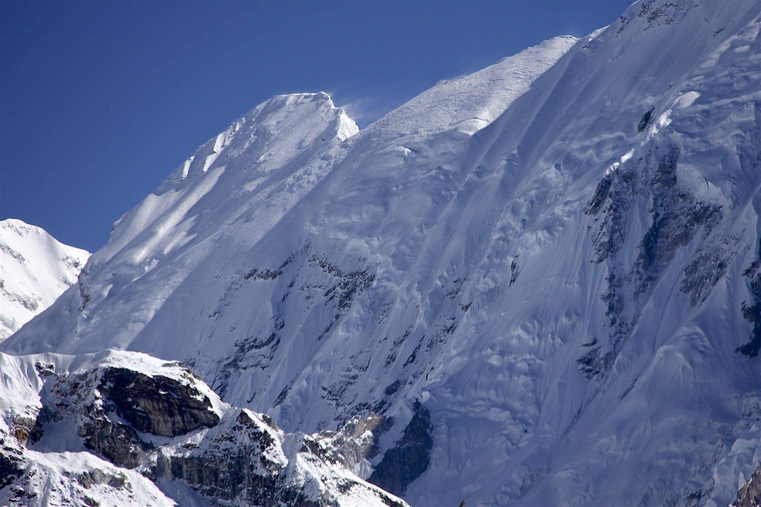 Kabru North 7,338m