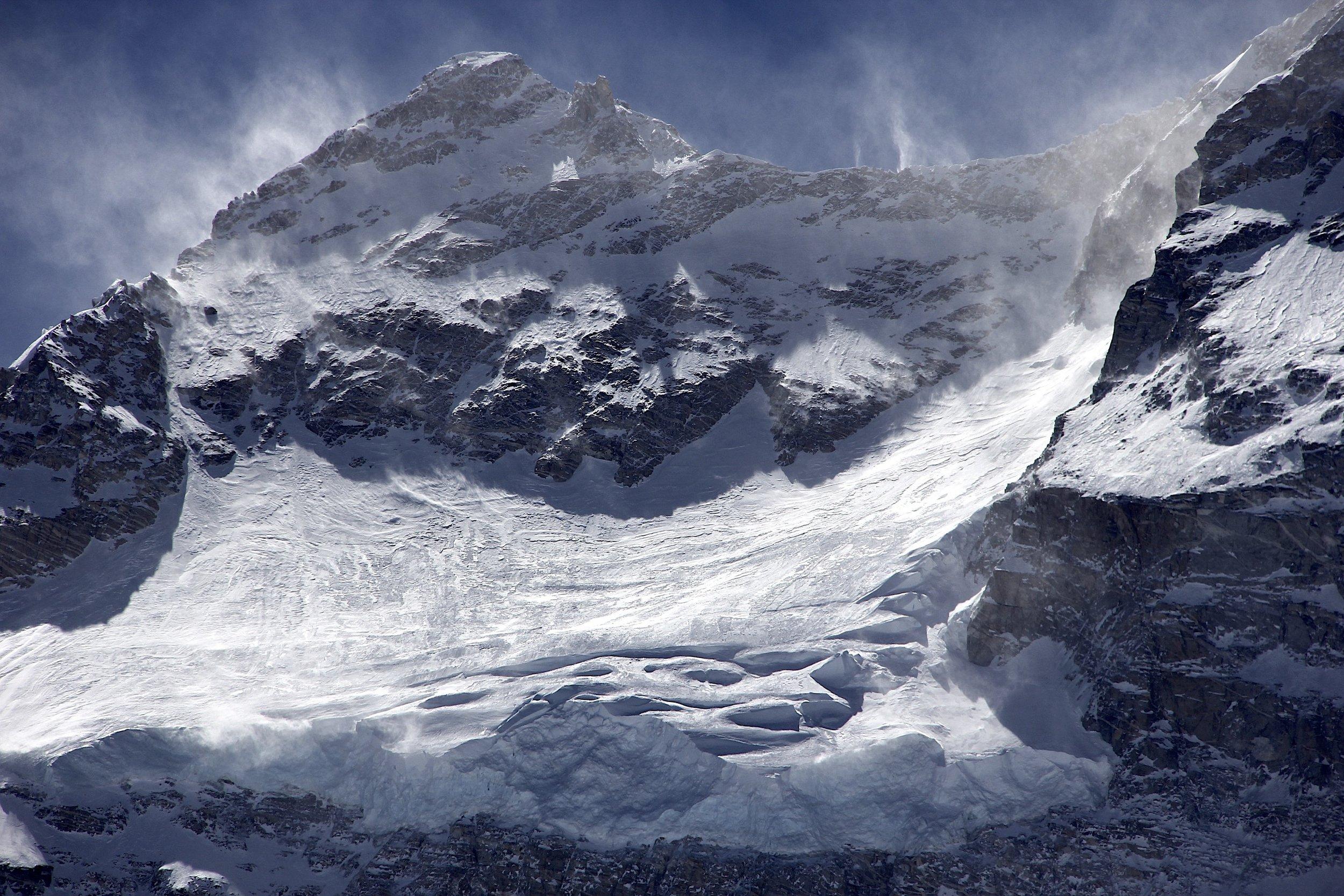 Kanchendzonga South 8,476m