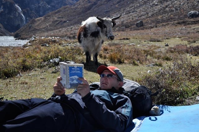 Trekking in the Langtang Valley (photo by David H.)