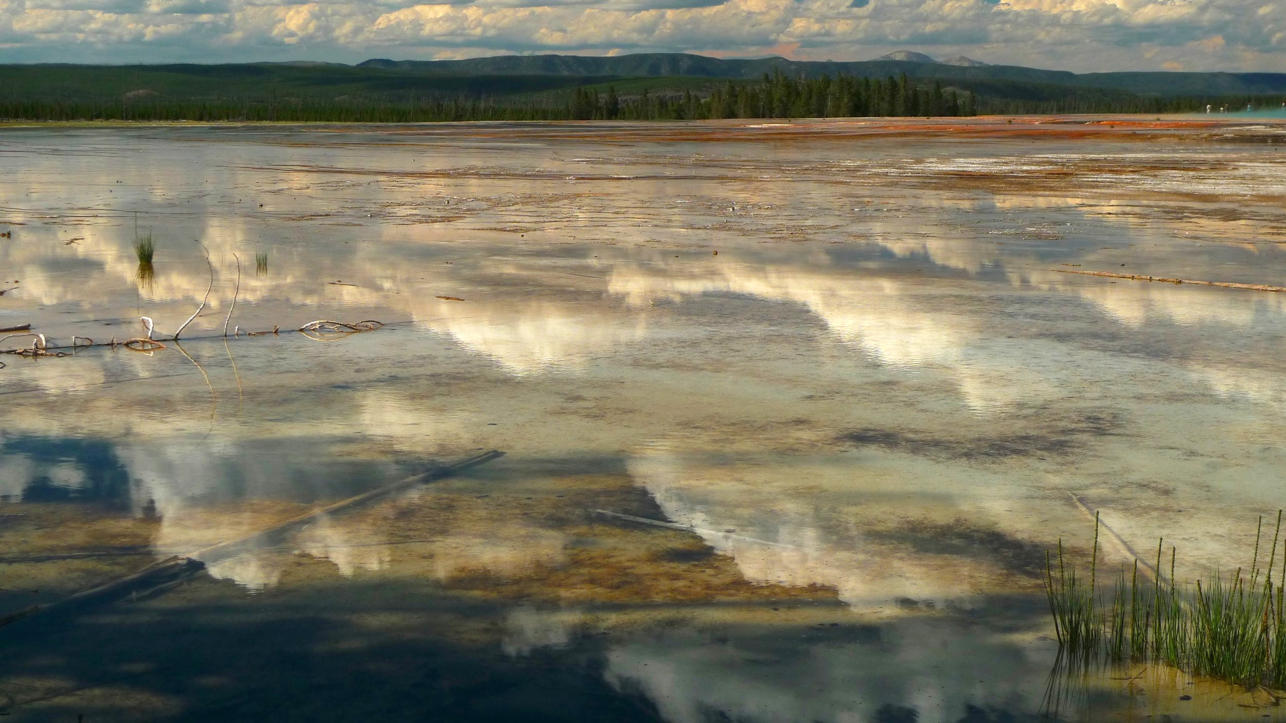The Great Prismatic Spring