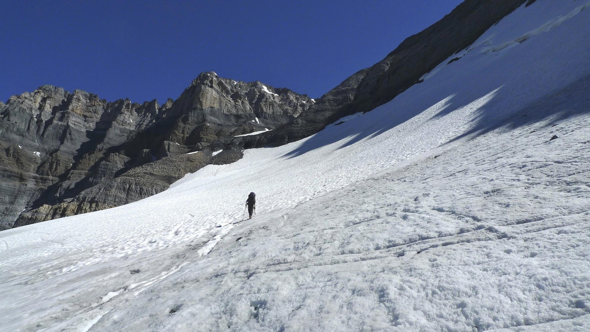 Huber/Victoria Glacier