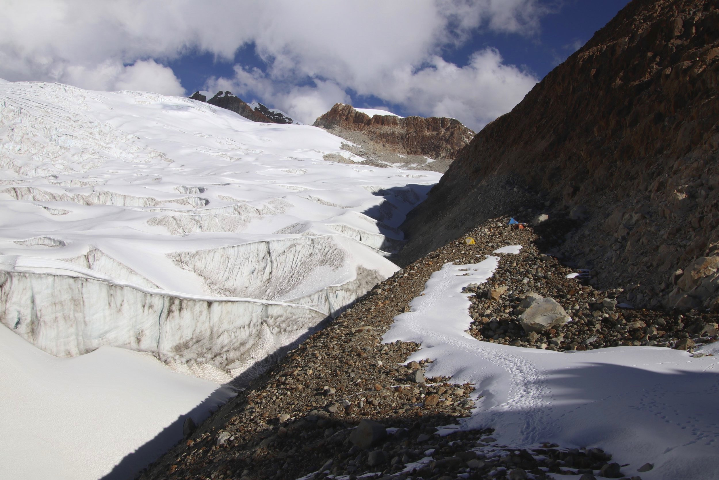 The high camp.
