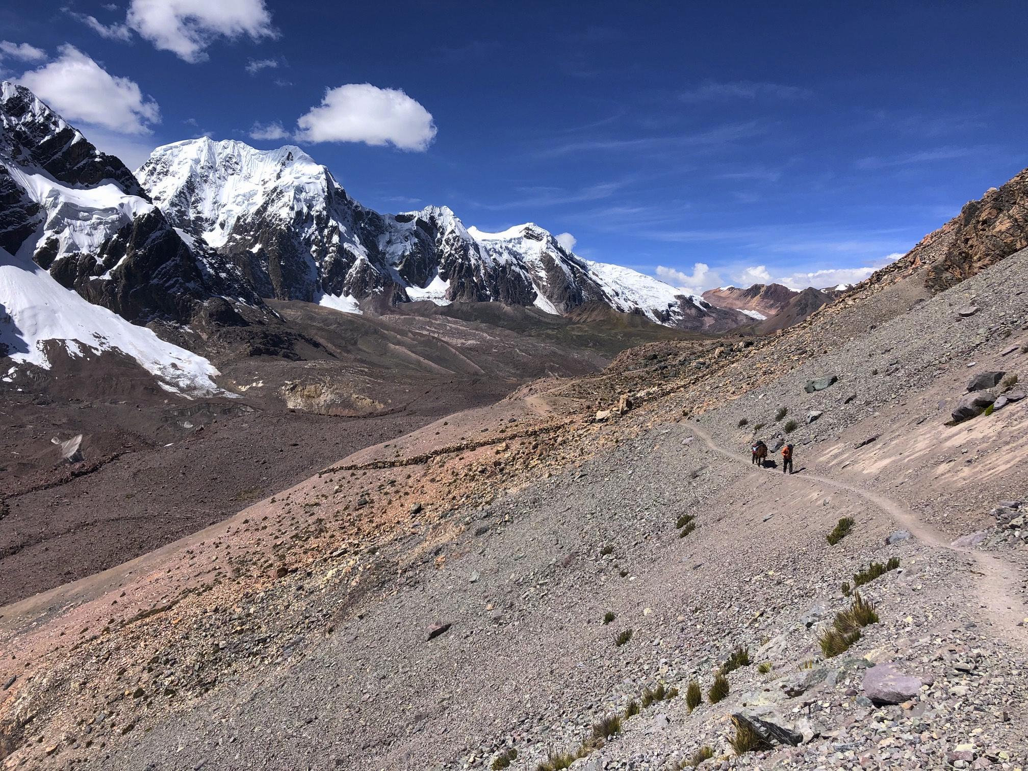 Jampa Pass 5,050m