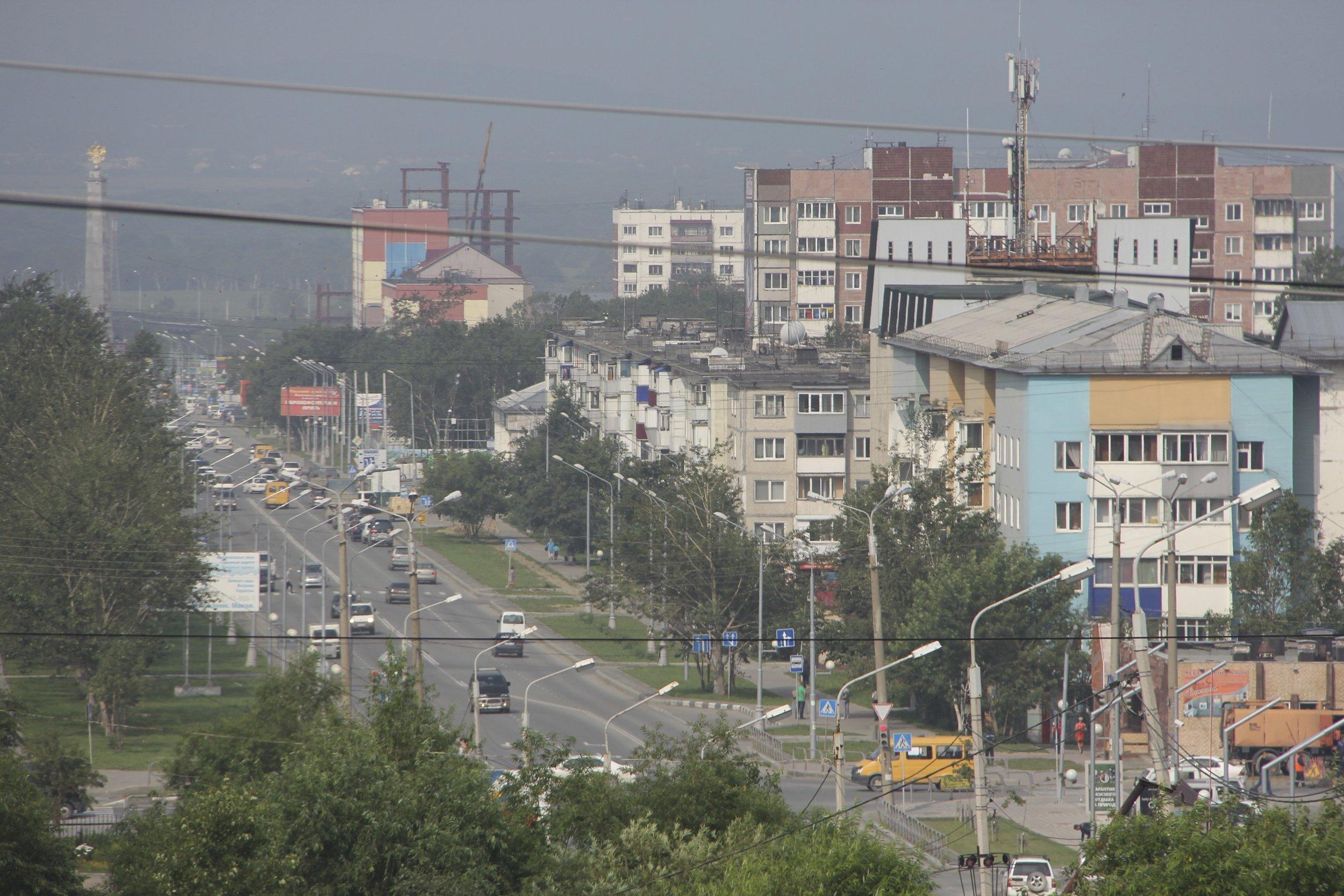 Yuzno-Sakhalinsk