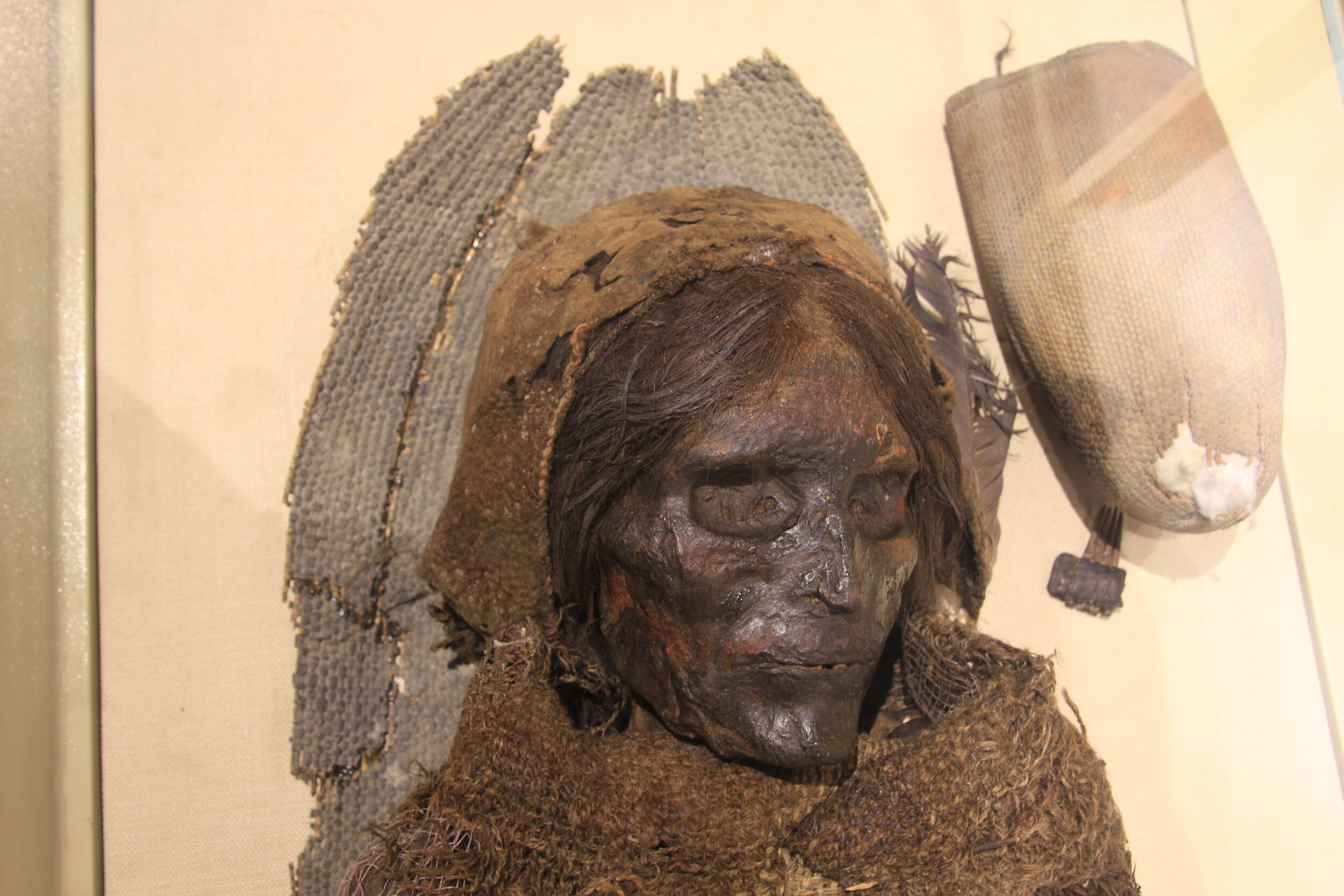 Tarim Basin mummies