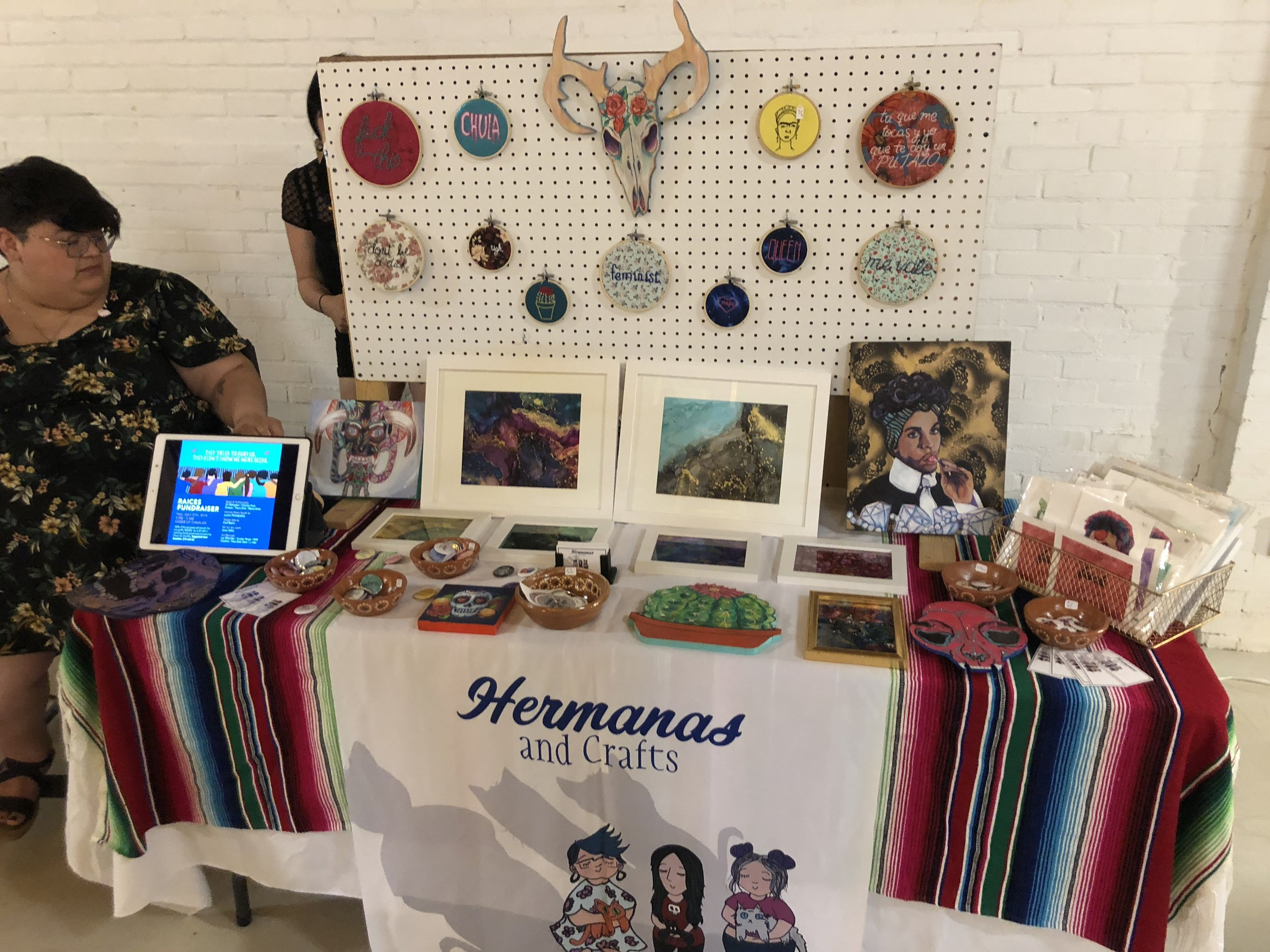 Hermanas & Crafts