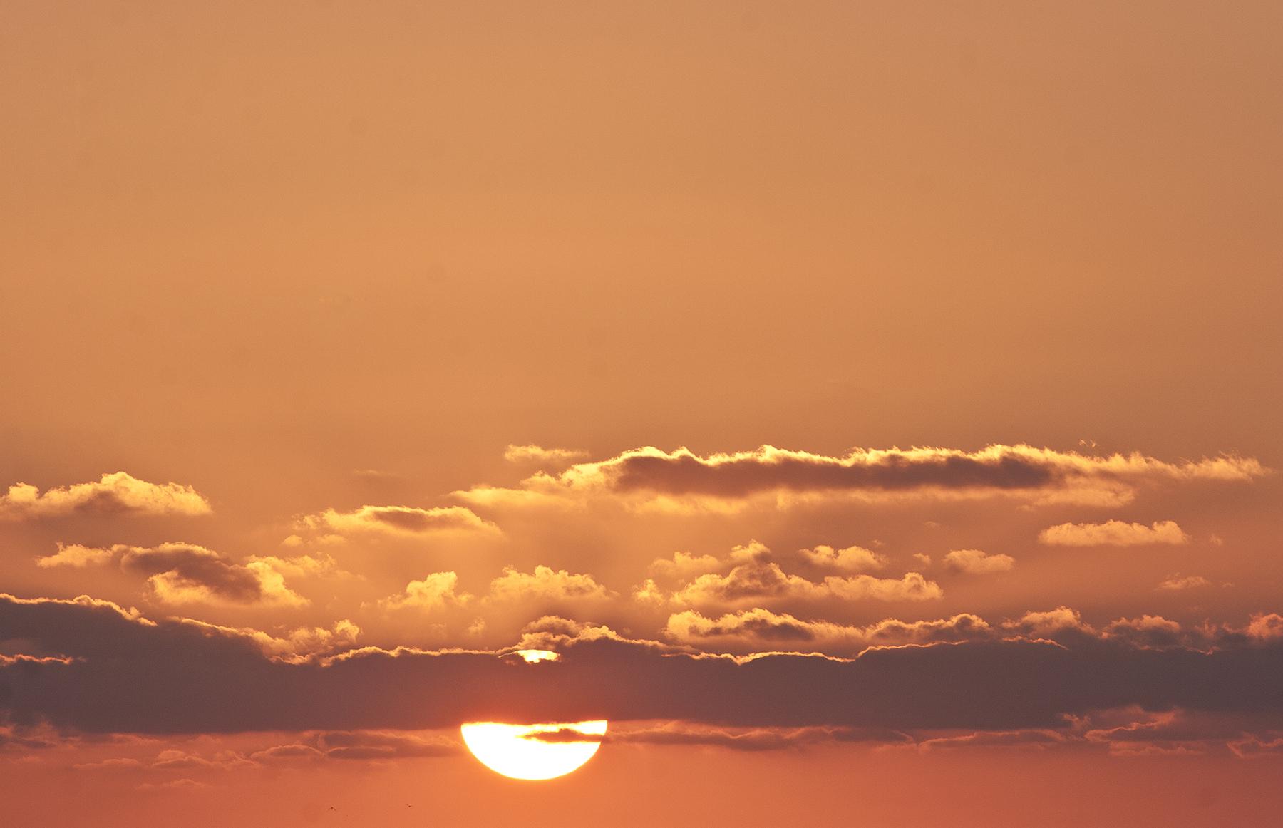 Nightly splendor in the sky