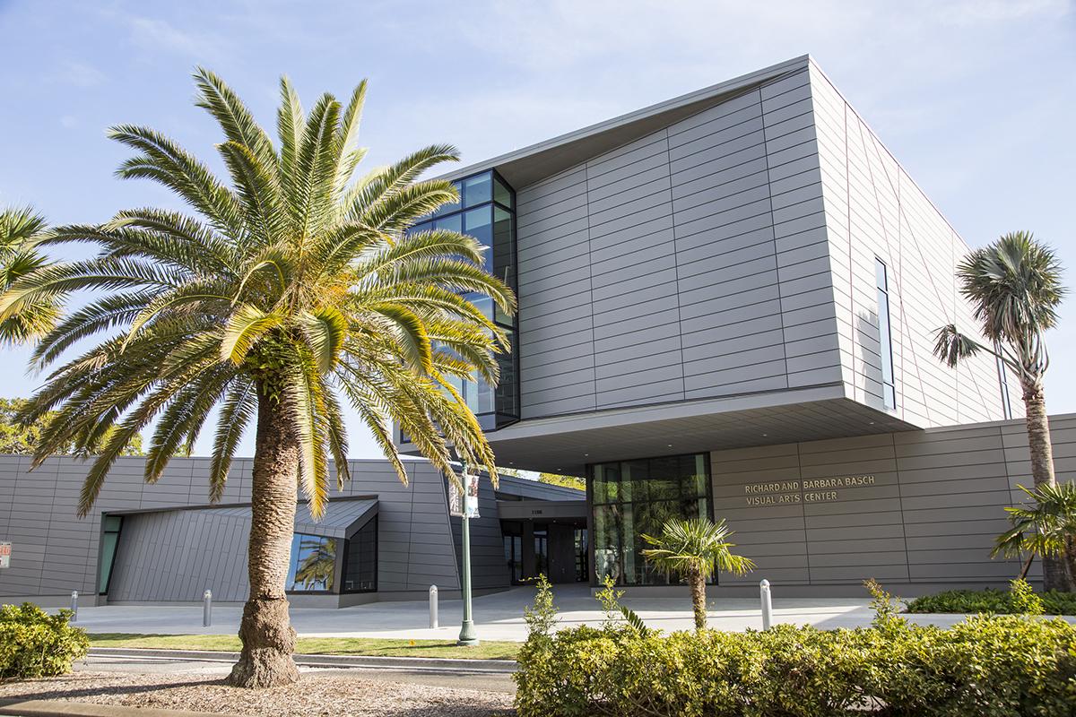Visual arts center.