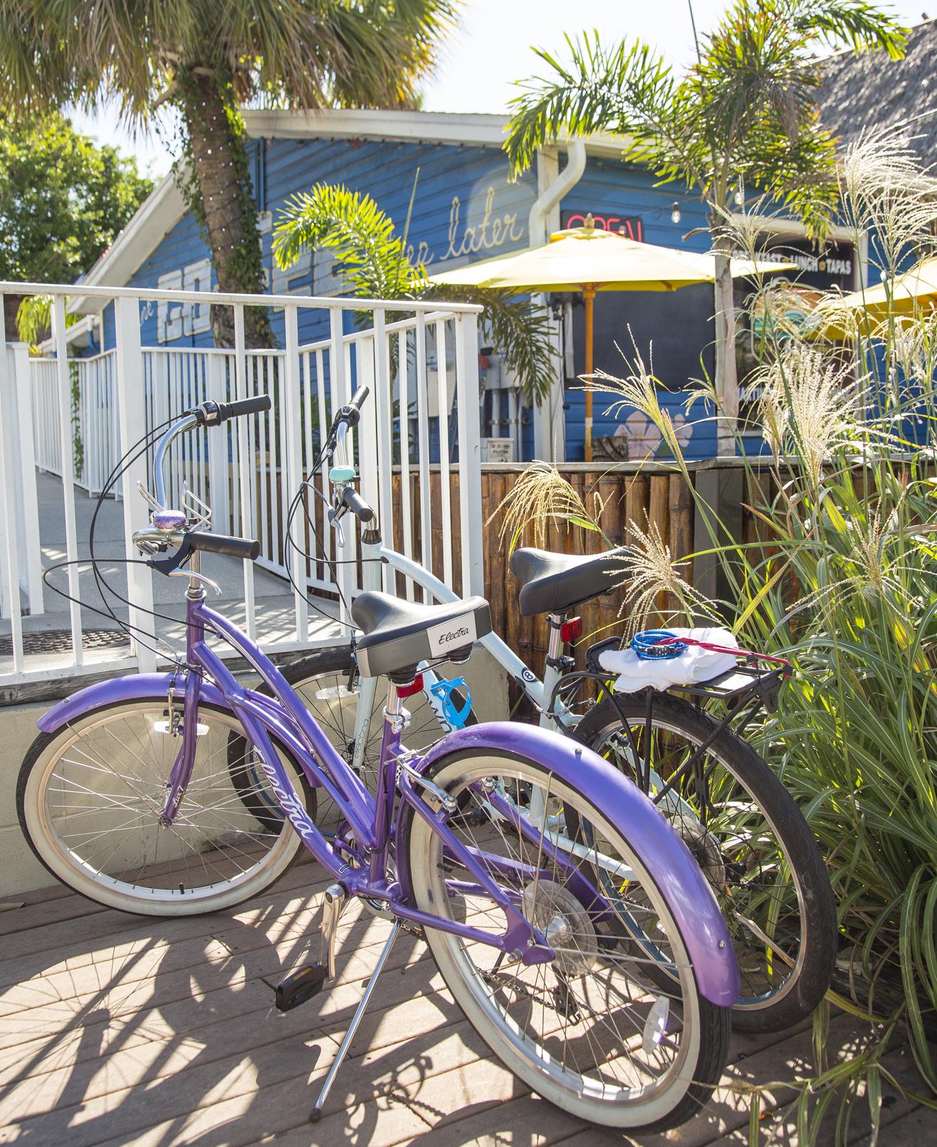 Bike to breakfast