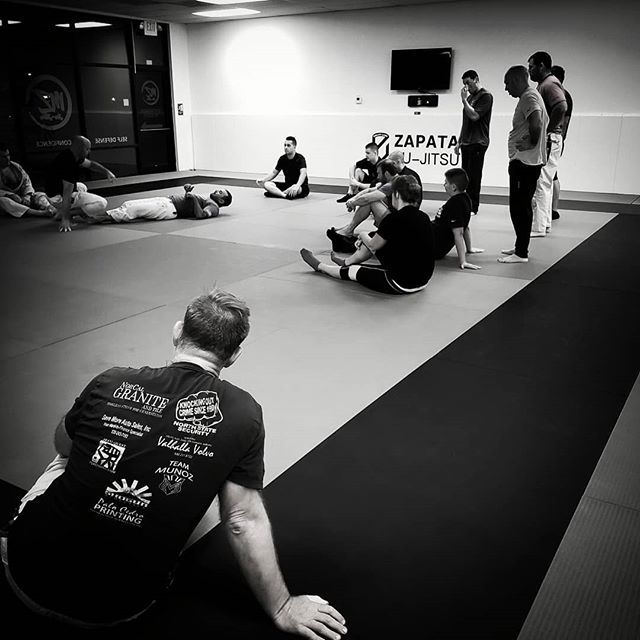 Good times at our Law Enforcement seminar tonight.  Warrior shit. #holdtheline #police #bjj #combat #thinblueline