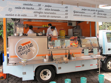 Everybody's Truckin': Food Trucks in Mexico City — GOOD FOOD MEXICO
