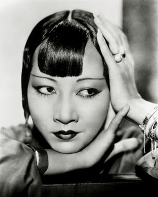 Miss Anna May Wong might have moved to el D.F. had she known...