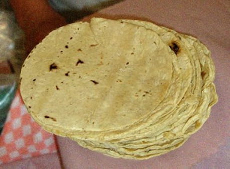 the tortilla