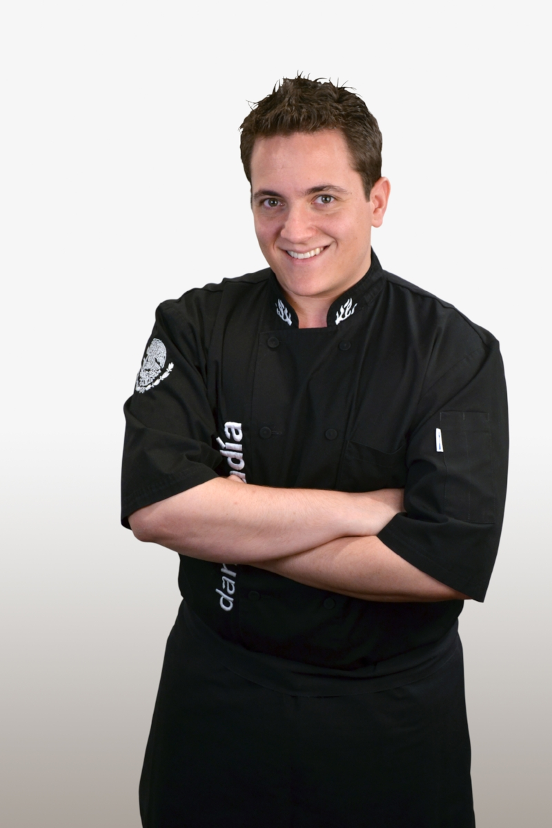 Chef and visionary Daniel Ovadia