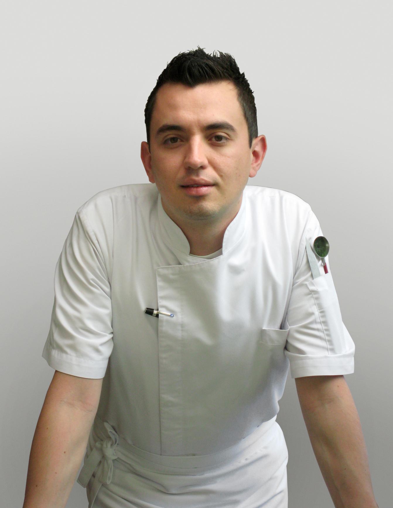 Chef Edgar Nuñez