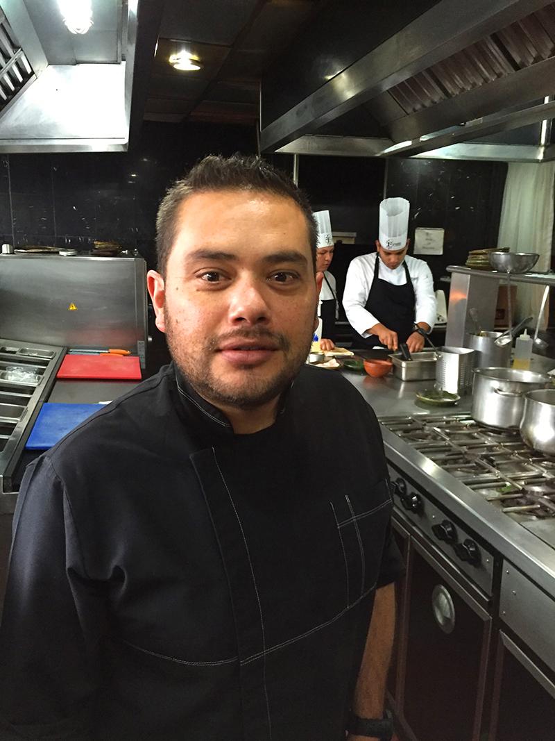Chef Chavez