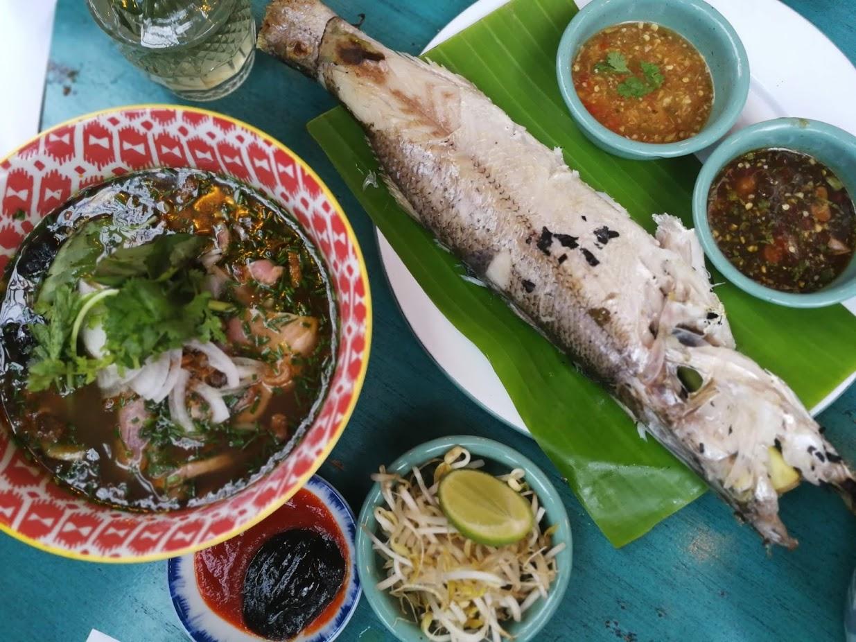 Heading East Kiin Thai Viet Eatery Good Food Mexico