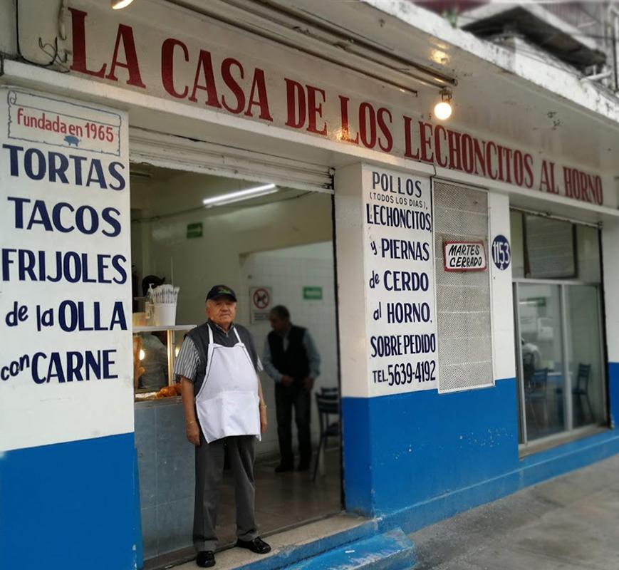 Don Armando López, on location since 1965