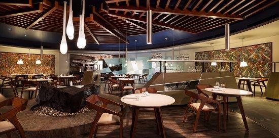 El diseño de Le Chique recuerda a Saarinen