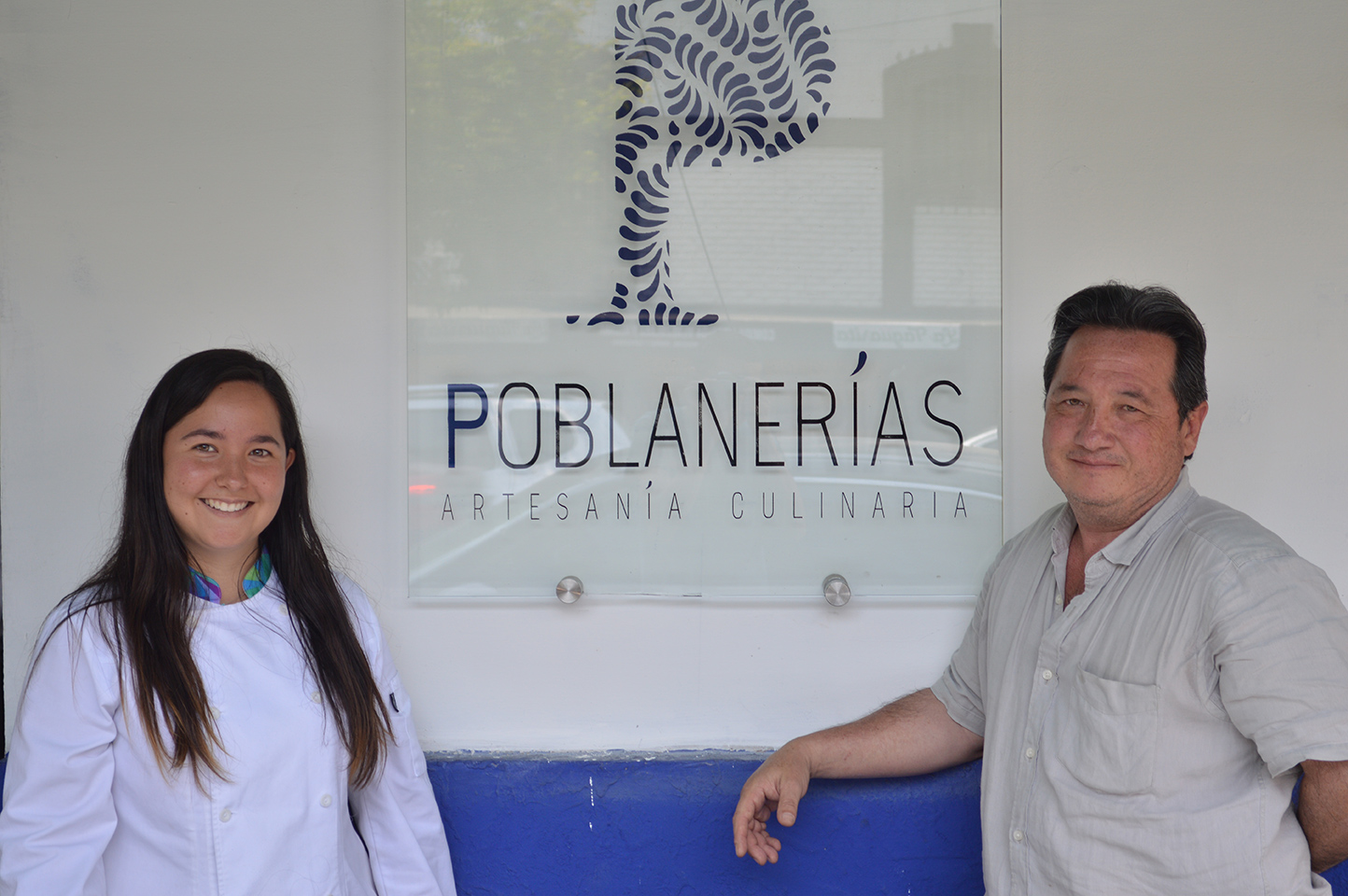 Chef Ana and her dad….generations of cooking