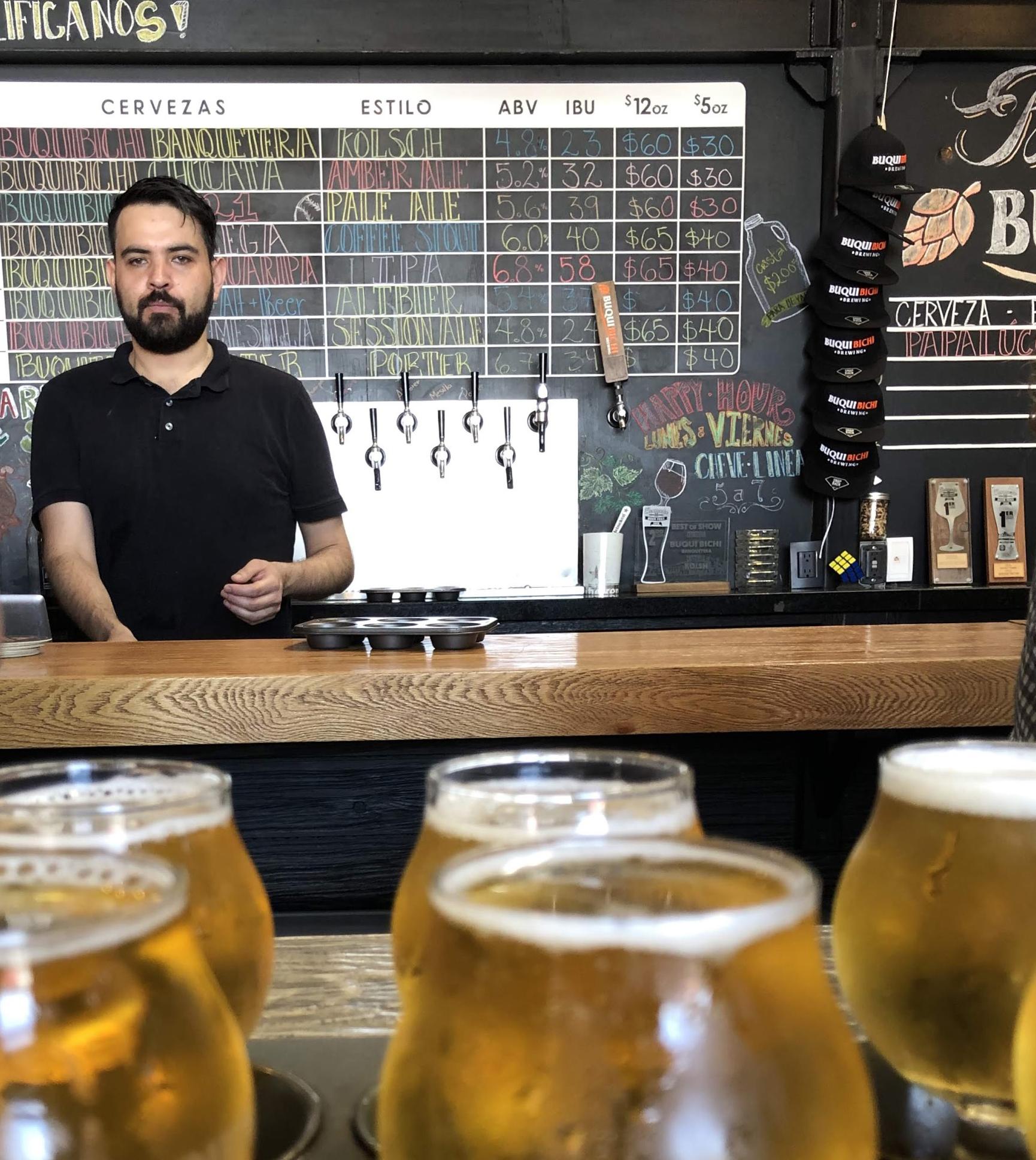 Cervecería Buqui Bichi