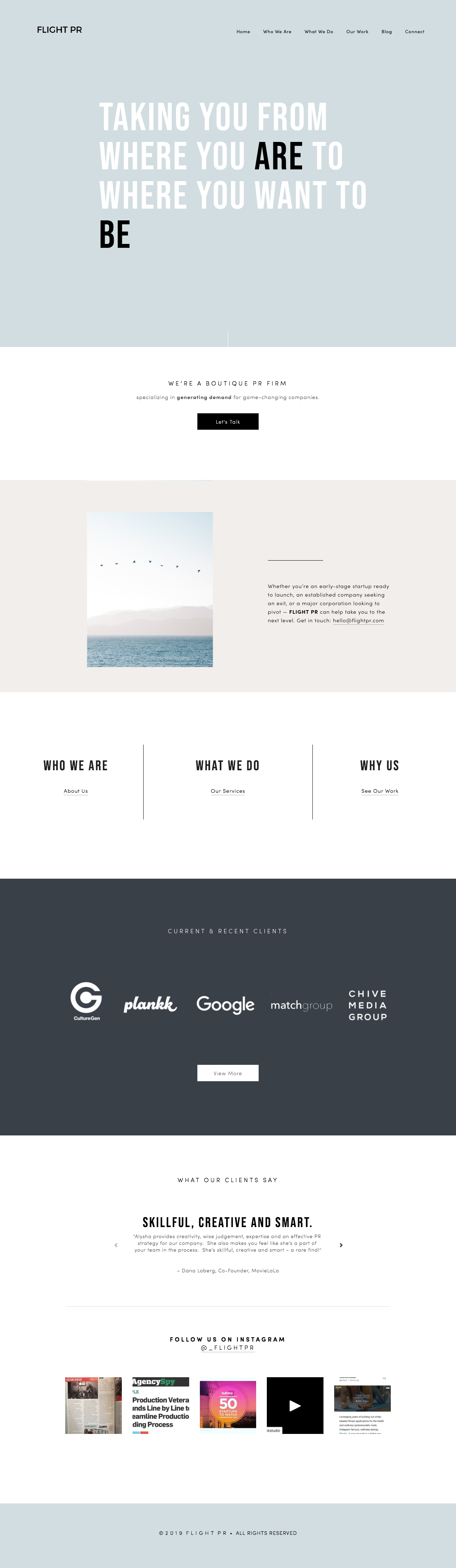 Flight-Pr-Best-Examples-of-Squarespace-Website-for-Marketing-Businesses.jpg