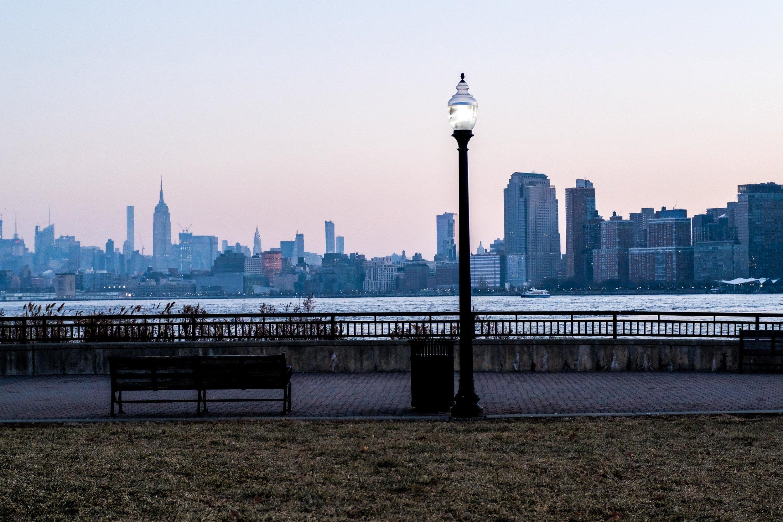 Liberty State Park Jersey City
