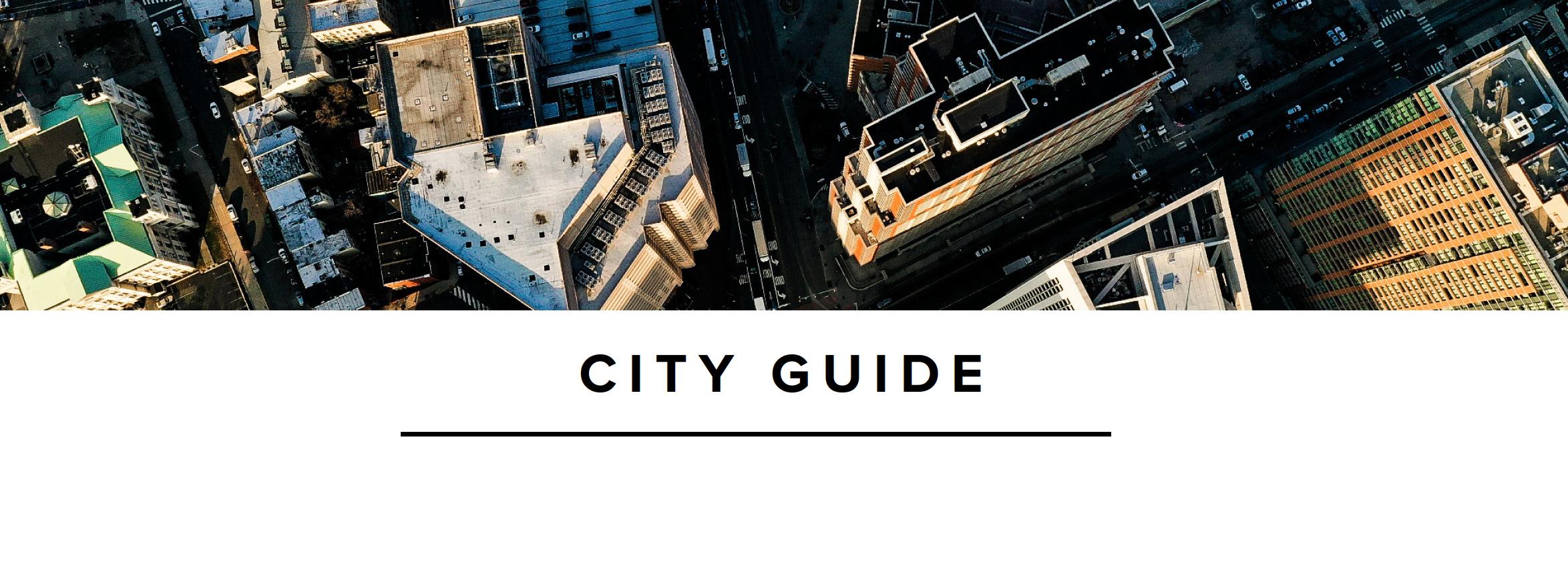Jersey City Neighborhood Guide