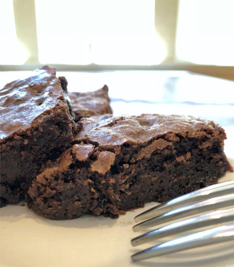 Brownies Up Close