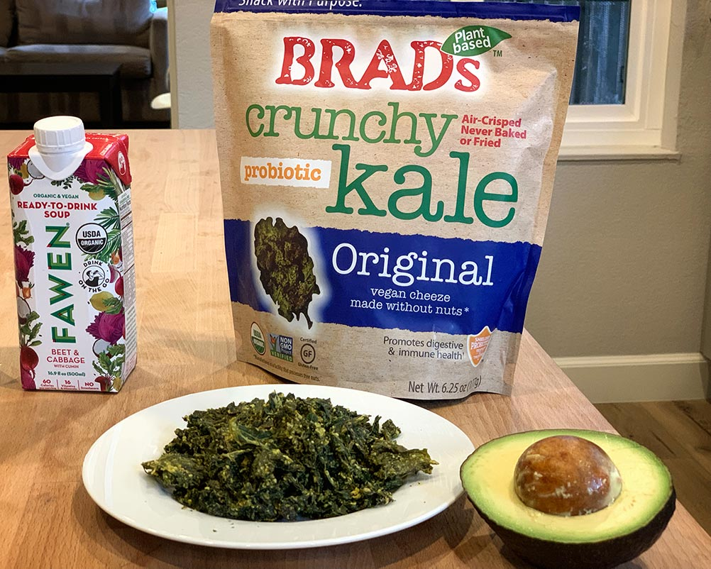 Brad's Plant Based Kale Chips